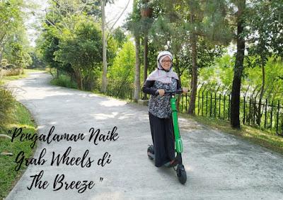 Cara naik grab wheels
