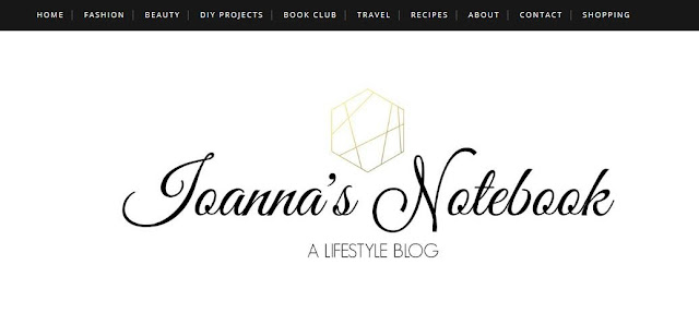 Ioanna's Notebook - A Lifestyle Blog