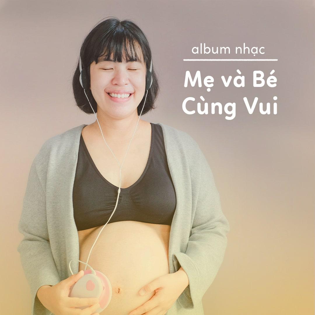 [A79] Những bản nhạc phù hợp cho Mẹ Bầu 3 tháng cuối