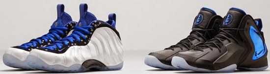 4ab1d522691f0 Nike Shooting Stars Pack - Foamposite One   Lil  Penny Posite May 2014