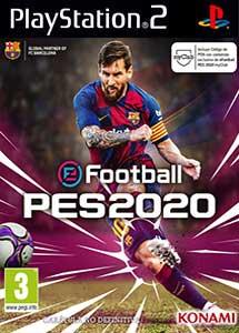 تحميل لعبة بيس 2020 بلايستيشن 2 تحديث PES 2020 PS2 باخر الانتقالات الصيفية برابط واحد من MEGA و MediaFire و Google Driver.