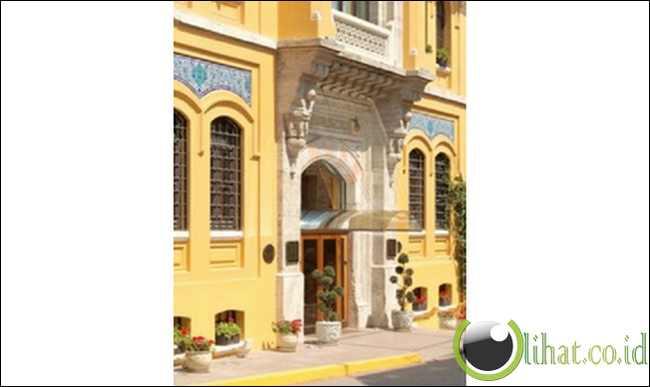 Hotel Four Season, Turki