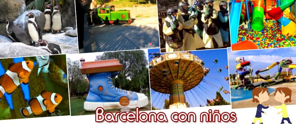 sitios para visitar en barcelona con ninos