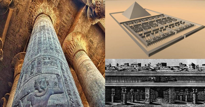 The Secret Lost Ancient Labyrinth of Egypt – Found!