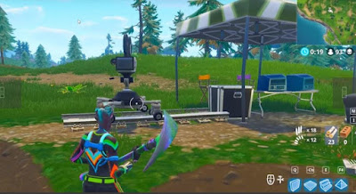 Greasy Grove, Film Camera Locations, Fortnite, BR