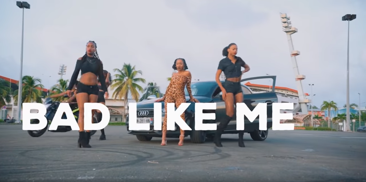 Le Hit Dancehall de Jahlys - Bad Like Me
