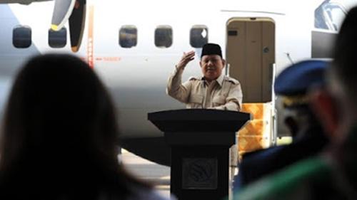 Pernyataan Prabowo soal KRI Nanggala-402 Hilang Kontak