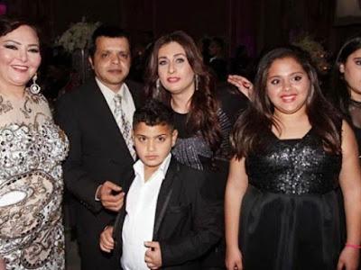 زوجة محمد هنيدى, خطفت الانظار, اطلالة مبهرة, مهرجان الجونة السينمائى, محمد هنيدى,