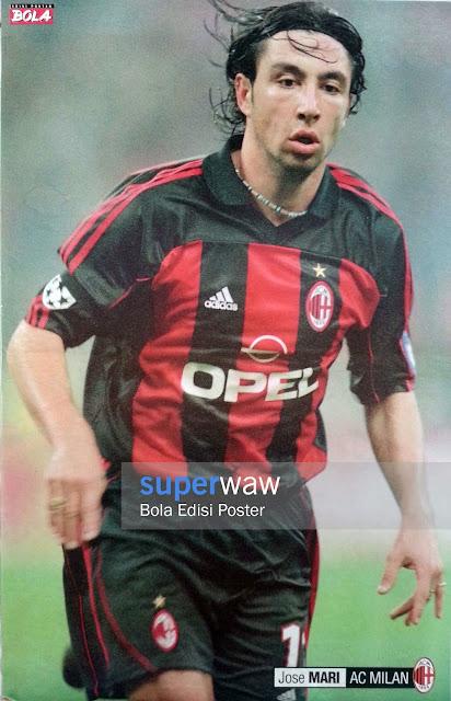 Poster Jose Mari (AC Milan)