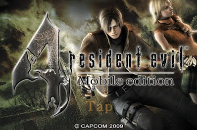 Game Resident Evil 4 PPSSPP Apk + Data For Android