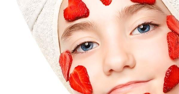 masque de fraises pour traiter la peau p le et avoir des joues roses. Black Bedroom Furniture Sets. Home Design Ideas