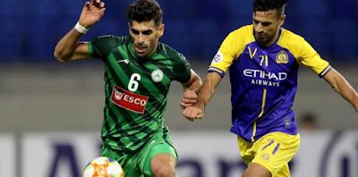 مباراة النصر الاماراتي والوحدة ضمن مباريات دوري أبطال آسيا 2019