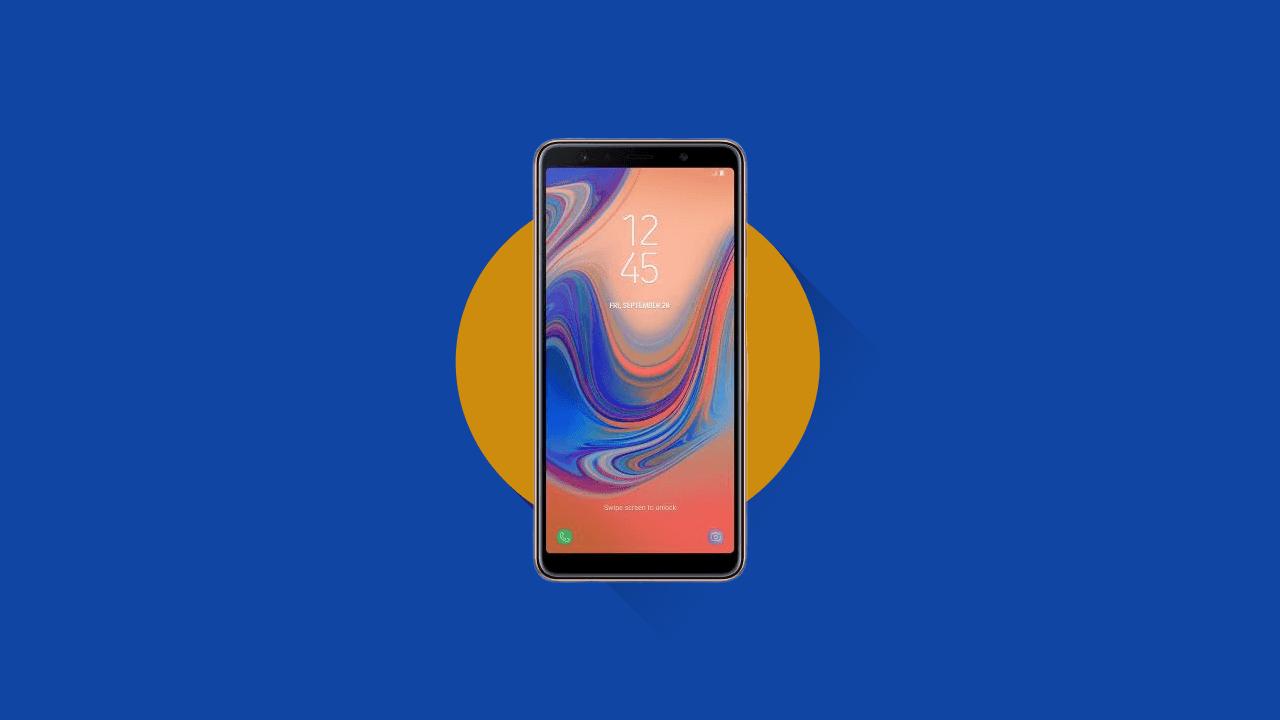 Spesifikasi Lengkap Samsung Galaxy A7 (2018)