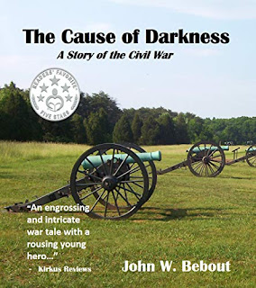 The Cause of Darkness - an engrossing coming-of-age story set during the Civil War