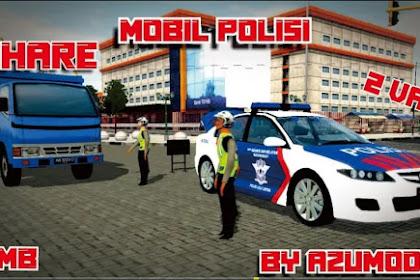 Mod Mobil Polisi Mazda By Azumods