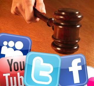 social media and ediscovery