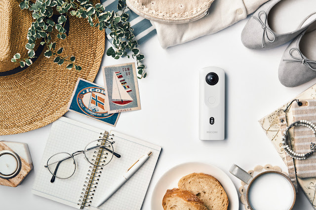 RICOH THETA announces launch of the SC2: The latest in 360-degree Cameras