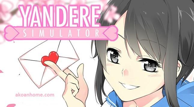 تحميل لعبة يانديري سمليتر للايفون Yandere Simulator أحدث إصدار iOS 2020