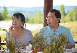 Dua Profesor LSU Amerika Bantu Pengembangan Food Estate Hortikultura Humbahas