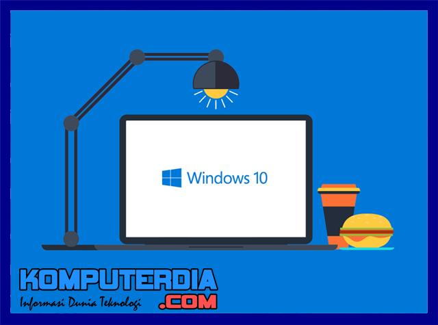 Cara Merubah Ukuran Tulisan Di Windows 10