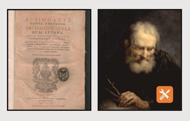 mengenal archimedes ilmuwan barat dan penemuannya