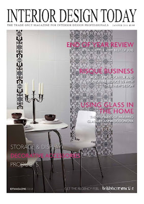 Engineering Downloads: Interior Design Today Magazine January