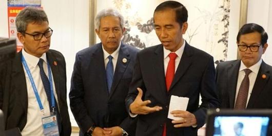 Jokowi Kutuk Keras Penembakan di Masjid Selandia Baru