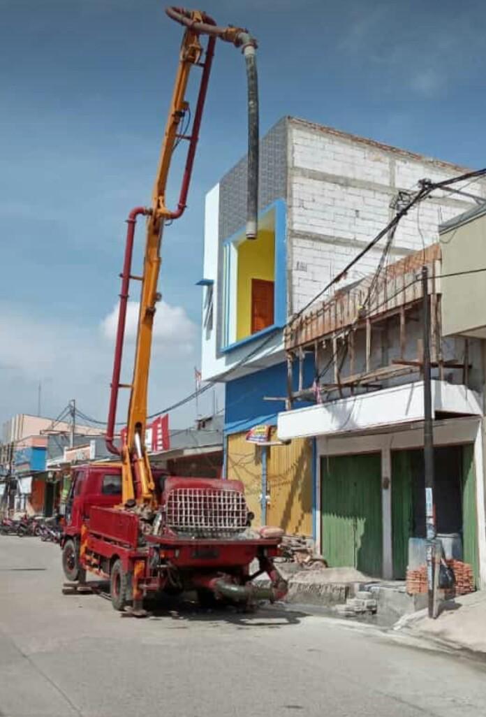 harga readymix dan beton cor minimix 4 kubik saja