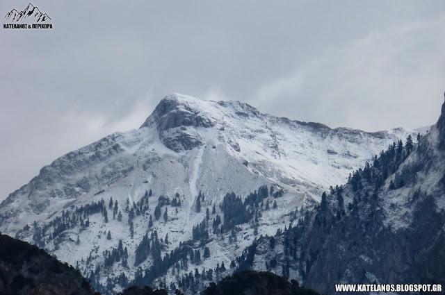 περα χελιδονα βουνο κορυφη ευρυτανιας