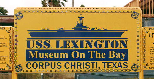 USS Lexington Museum Corpus Christi Texas