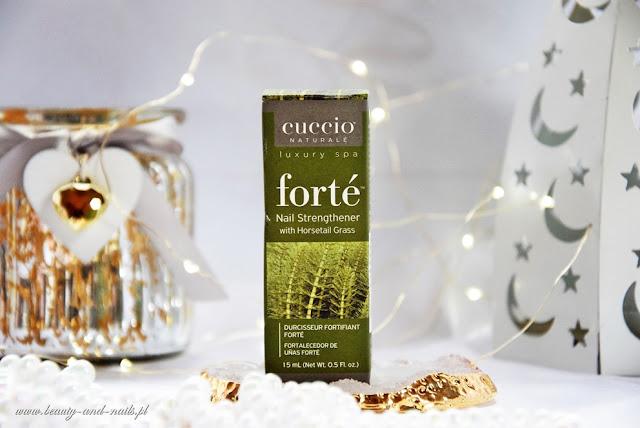 Odżywka botaniczna do paznokci Forte