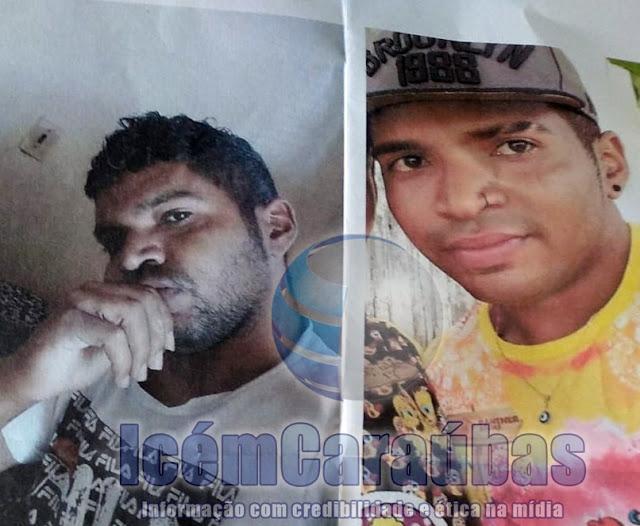 Família procura homem que desapareceu após ser solto da Cadeia Pública de Caraúbas