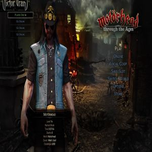download Victor Vran Motorhead Through The Ages pc game full version free