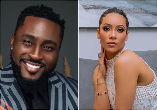 #BBNaija: I fing*red Maria, she also fing*red herself - Pere (video)
