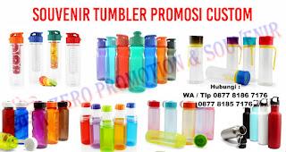 Tumbler / Bottle Minum / Mug Untuk Media Promosi Perusahaan Anda
