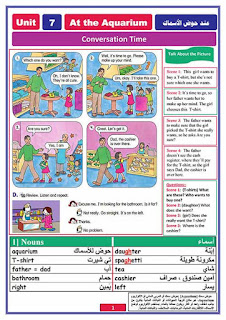 مذكرة اللغة الانجليزية للصف الخامس الابتدائى الترم الثانى