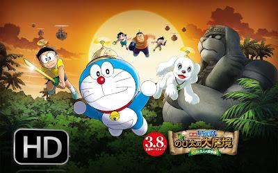 Doraemon Shin Nobita no Daimakyo Peko to 5-nin no Tankentai