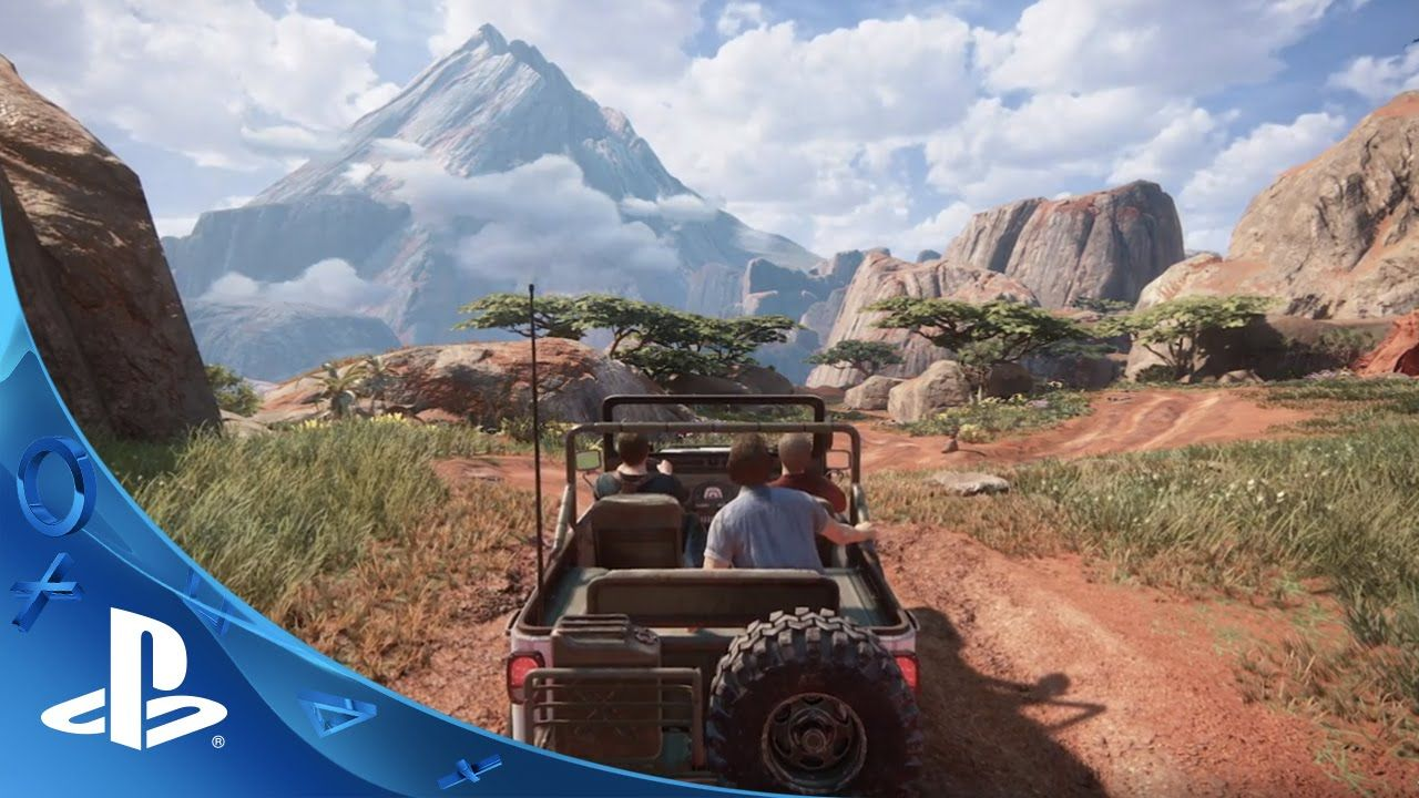 Uncharted 4: A Thief's End PS Plus