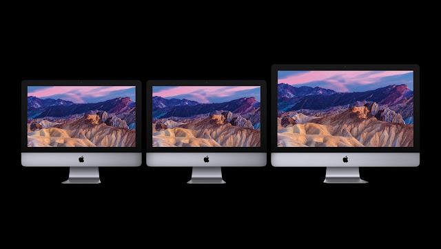 Apple iMac 2017 được nâng cấp cấu hình, hỗ trợ VR, giá từ 1.099 USD
