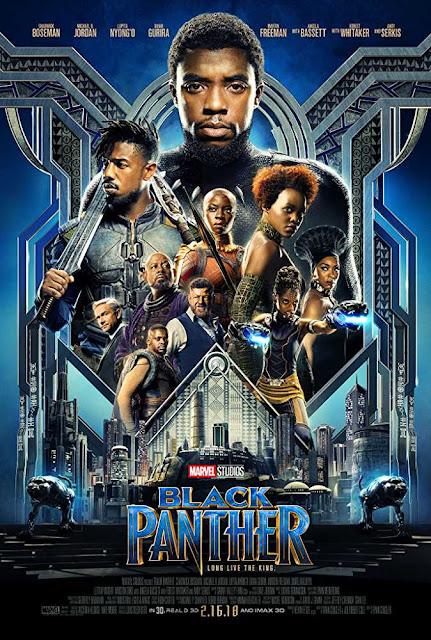 Black Panther 2018 720p Bluray Dual Audio Hindi – 1.74GB