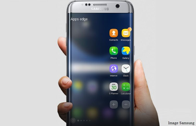 Samsung Galaxy S7 Tasks edge