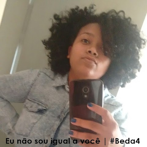 Eu não sou igual a você | #Beda4