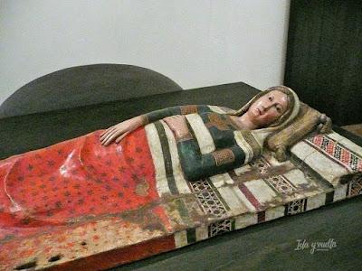 Cartuja San Martino Virgen Puérpera