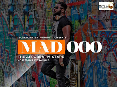 MIXTAPE: Cool Dj Jamstar – Madooo (The Afrobeat Mixtape)
