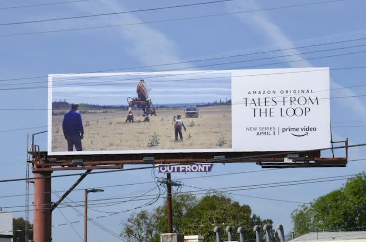Tales from the Loop season 1 billboard