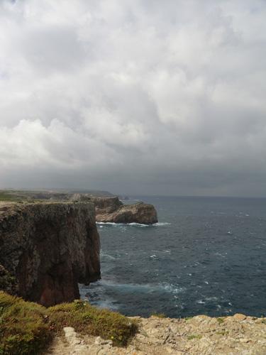 Cabo de Sao Vicente.