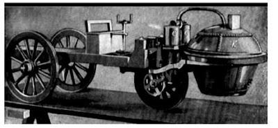 من هو أول مخترع للسيارة ؟