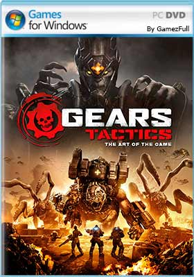 Gears Tactics (2020) PC [Full] Español [MEGA]