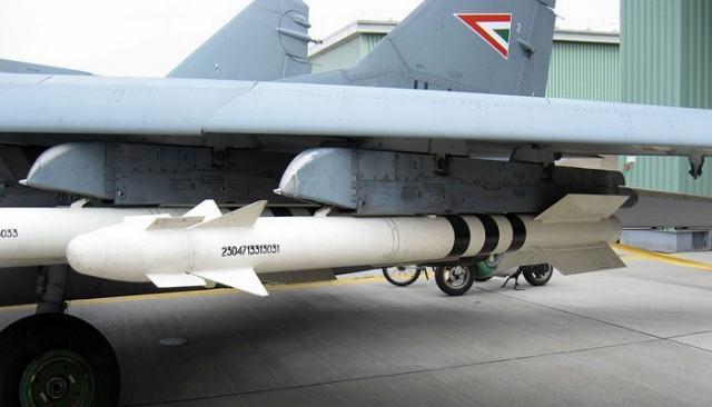 4. R-73, Rudal Pemburu Paling Hebat Milik TNI AU