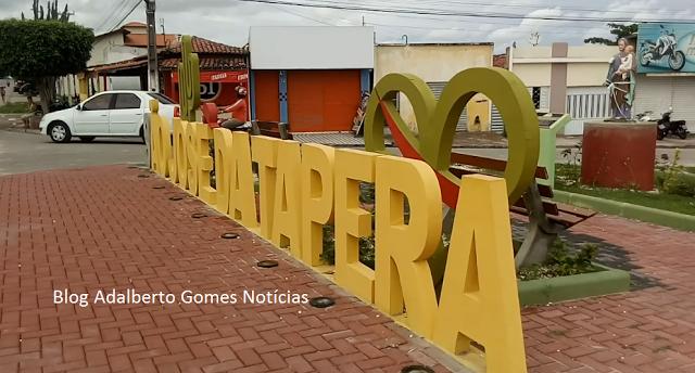 Tribunal de Contas rejeita contas da Prefeitura de São José da Tapera, referente a gestão do prefeito José Antônio no ano de 2008